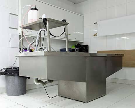 Funeraria Tanatorio Alfonso X El Sabio - Servicio de autopsia y preparación - Servicios funerarios
